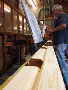 pre-cut log 1