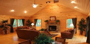 Laurel II living room