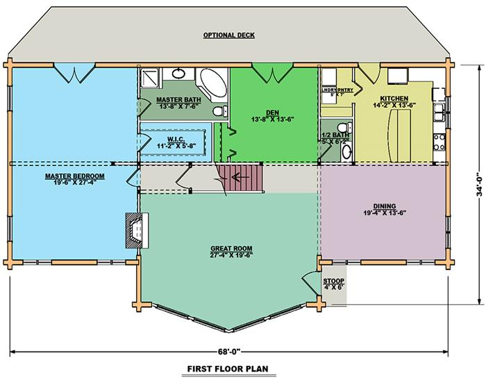 Grand Manor Main Level