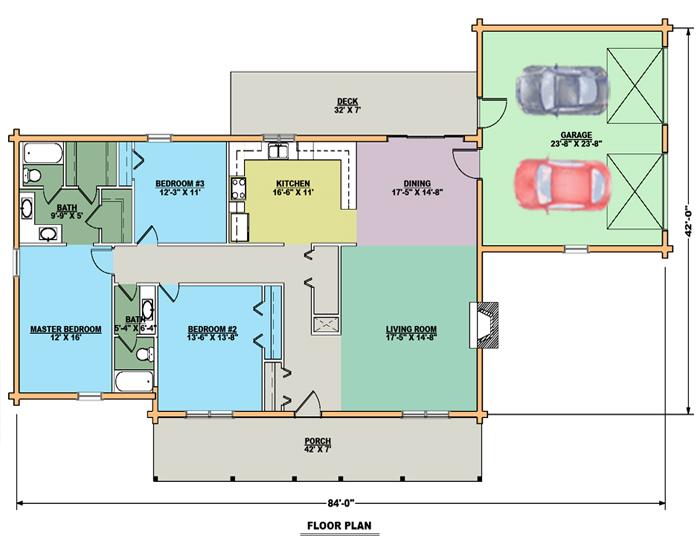 Waco Floor Plan