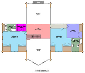 Casa Yorleny second level